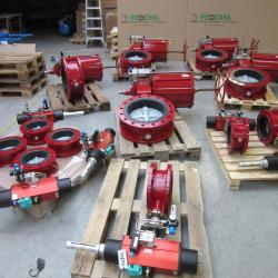 Projects | Prodim Industrial Valves & Automation